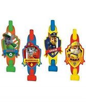 PAW PATROL BLOWOUTS PACK OF 8 BIRTHDAY PARTY SUPPLIES