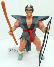 Remco, Mikola, vintage 80's KO, 1982 Lost World of the Warlord, complete, figure