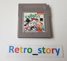 Nintendo Game Boy - Snoopy's Magic Show - PAL - FAH