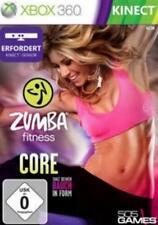 XBOX 360 Zumba Fitness Core guterzust.