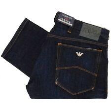 Indigo, Dark wash Jeans Men's Regular ARMANI