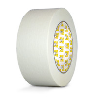 T.R.U. General Purpose Masking Tape Ideal For Painting, Art, Labeling: 60 Yds