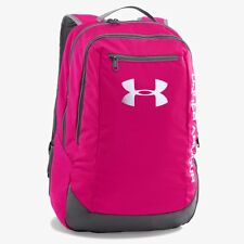 UNDER ARMOUR NEW Women's Backpack Pink Hustle LDWR