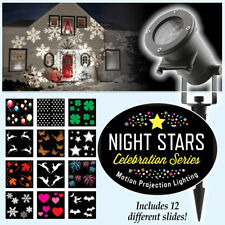 Night Stars Celebration Series St. Patrick's Day Outdoor Home Light Projector