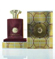 Journey By Amouage For Men Eau De Parfum 3.4 OZ 100 ML Spray For Men