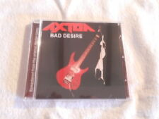 "Axton ""Bad Desire"" Rare 2008 reissue cd  Heart of steel records 7 bonus tracks"