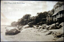 Grove Beach Ct ~ 1914 Shore Front ~ Fishing / Lobster Creel Baskets
