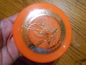 Vintage Pocket Pro 25 G Model Frisbees - Good