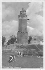 AK Strasburg Westpreußen Kuh am Amtsturm 1942