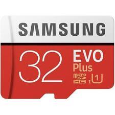 Samsung 32 GB MICRO SD CARD SDHC Evo UHS-I 10 TF CLASS SCHEDA DI MEMORIA-NUOVO veloce