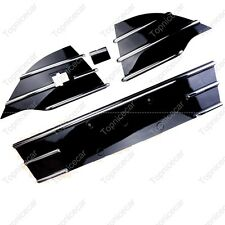 Front Bumper Lower Center+Side Grill Grilles Kits For Ford Escape Kuga 2013-2016