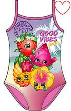 Lovely Girls shopkins Swimming Costume Age 4-5 Years
