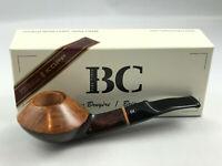 Butz Choquin Soleil Rhodesian braun Pfeife pipe pipa 9mm Filter Made in France