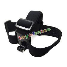Head Strap Mount Belt Elastic Headband For GoPro GO PRO HD Hero 1 2 3 3+ 4