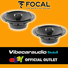 "Focal Integration 16.5cm 6.5"" 140 Watts Quality 2 Way Car Door Coaxial Speakers"