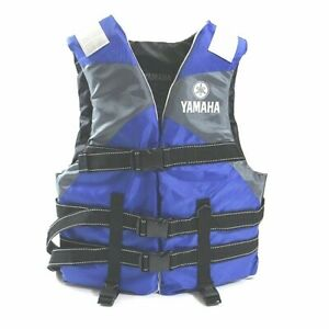 Outdoor Rafting Yamaha Life Jacket Vest Swimming Snorkeling Wear Professional