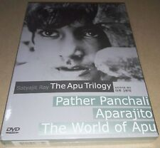 Stayajit Ray The Apu Trilogy (1956) / Satyajit Ray / 3 DISC DVD S.E
