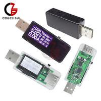 7 in 1 USB Digital Voltage Current LCD Meter Voltmeter Power Capacity Tester