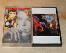 David Bowie Changesbowie & Lets Dance Cassette
