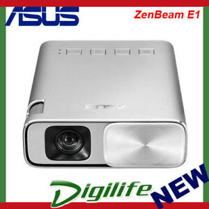 Asus ZenBeam E1 Pocket Portable WVGA LED DLP Projector HDMI/MHL Projection