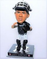 Gary Sanchez Bobblehead Ornament  NEW YORK YANKEES only 360 made 4 inches tall