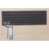 New for ASUS GL551 GL551J GL551JK GL551JM GL551JW GL551JX US backlit keyboard