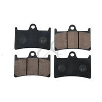 FRONT BRAKE PADS Fit For YAMAHA R6 YZFR6 YZF-R6 2003-2013 2005 2006 2007 2008 09