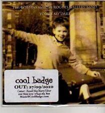 (CJ56) Tim Robbins & The Rogues Gallery Band, You're My Dare - 2010 DJ CD