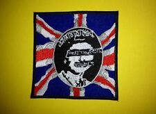 Sex Pistols Iron On Hat Jacket Backpack Hoodie Patch Music Crest AA