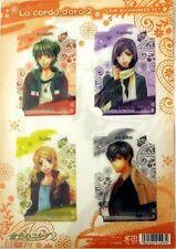 La Corda D'Oro Book Mark Set C Anime Manga NEW