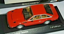 car 1/43 MINICHAMPS 400103401 LAMBORGHINI JARAMA 1974 ORANGE NEW BOX