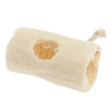 Natural Loofah Chew Toy Clean Teeth Toys for Rabbits Hamster,Small Animal