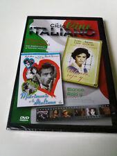 """DVD """"MATRIMONIO A LA ITALIANA / BLANCO ROJO Y ..."""" PRECINTADO SEALED SOPHIA LORE"""