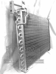 80 81 82 83 PLYMOUTH DODGE CHRYSLER FURY AC CONDENSER NEW AC3360J 3847789