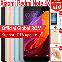 Original Xiaomi Redmi Note 4X 32GB Snapdragon 625 Octa Core Smartphone Gold