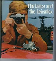 NA-134 The Leica and the Leicaflex, Theo Scheerer, 1970, 152 Pictures in book