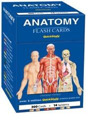 Anatomy (2008, Cards,Flash Cards)
