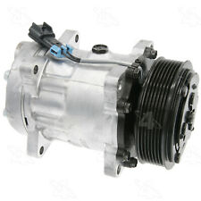A/C Compressor-New Compressor 4 Seasons 78597