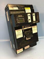 Square D I-Line Le36350Li 400A Circuit Breaker w 350 Amp Plug Le36400Li S3B Li