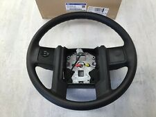 2011-2016 Ford Super Duty OEM Steering Wheel Black Vinyl BC3Z-3600-AC
