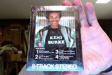 Keni Burke- self titled- 1977- new/sealed 8 Track tape