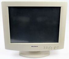 """3M MicroTouch 15"""" Flat Panel Monitor w/ Touch Screen 41-9556-94-00"""