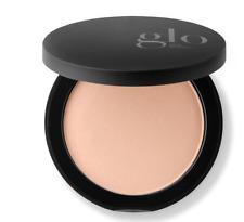 Glo Skin Beauty Minerals Pressed Base Beige Medium 0.31 oz / 9 grams New in Box
