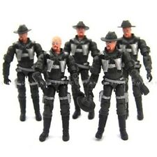 "Hot 3.75"" 5pcs NEW GI JOE WILD BILL G.I. JOE g.i. ACTION FIGURE COBRA Toys N452"