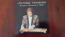 Jay Dee Maness - From Where I Sit