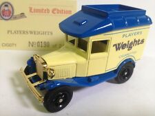 Ford Model PLAYERS WEIGHTS CIGARETTES TABACO OXFORD DIECAST