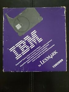 "IBM by Lexmark EasyStrike Correctable Ribbon Cassette (Black) 1380999 0.3""x1089'"