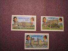 Comoro Islands Stamp Scott# 522-24 Imp Prince Charles & Lady Dianna 1981 MNH L51