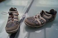 RIEKER Damen Sommer Schuhe Sandalen Sandaletten leicht & bequem Gr.37 grau #88