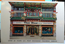 KOWLOON, HONG KONG, CHINA 九龍 Post Card, PLAZA HOUSE, U.S. Post Exchange